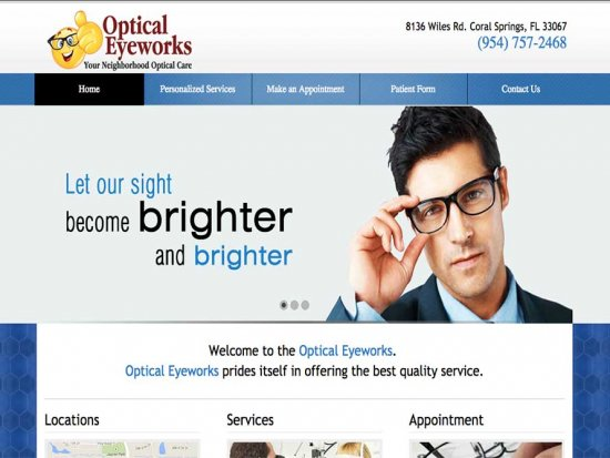 Optical Eye Works