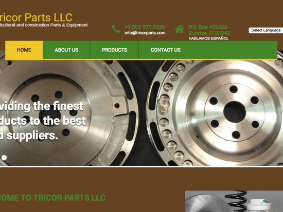 Tricorparts LLC