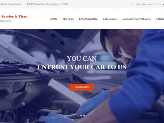 Rick Auto Services & Tires